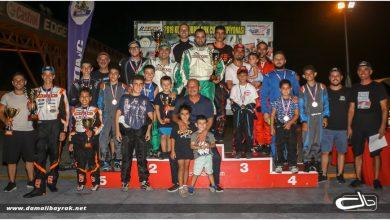 Photo of Kartingde dördüncü yarışta kazananlar değişmedi