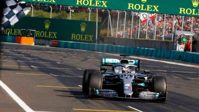 Photo of Macaristan'da Hamilton Verstappen'i geçip kazandı