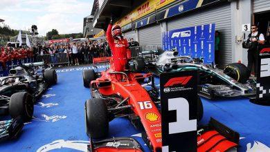 Photo of F1 Belçika'da zirvede yeni bir isim: Charles Leclerc!