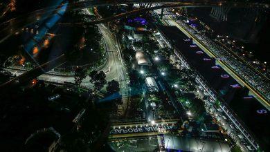 Photo of F1'de sırada Singapur var