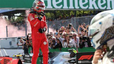 Photo of Ferrari'nin evinde Leclerc kazandı