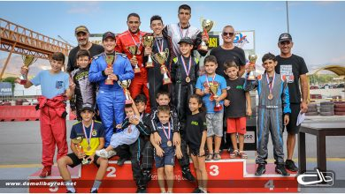 Photo of Kartingde final yapıldı