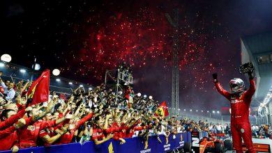 Photo of Singapur'daki strateji savaşını Ferrari ve Vettel kazandı