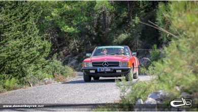 Photo of 100'ü aşkın klasik otomobil Özyalçın anısına yollardaydı