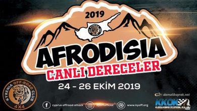 Photo of Afrodisia Cyprus Offroad Rally-Raid 2019 Canlı Dereceler