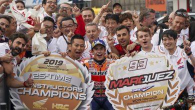 Photo of Japonya'da Repsol Honda MotoGP markalar şampiyonu oldu