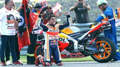 Photo of MotoGP'de şampiyon yine Marc Marquez