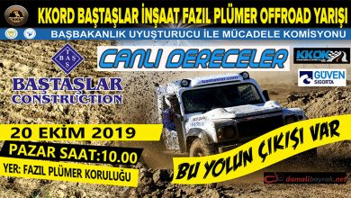 Photo of Baştaşlar Plümer Offroad Yarışı Canlı Dereceler