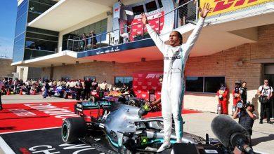 Photo of Amerika'nın ardından Hamilton 6. Kez şampiyon