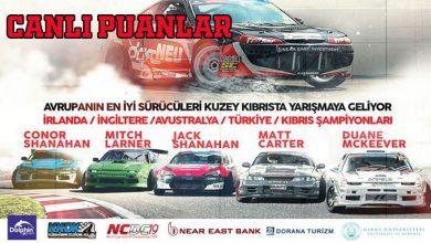 Photo of NEU Drift 2019 Özel Kupası – Canlı Puanlar
