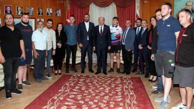 Photo of Uluslararası Drift Kupası organizatörleri Tatar ve Özersay'ı ziyaret etti