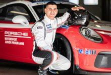 Photo of Ayhancan Güven Porsche'nin 2020 genç sürücüsü seçildi