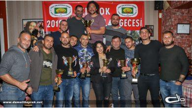 Photo of KITMOK'ta ödül töreni yapıldı