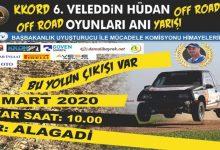 Photo of KKORD 2020 Offroad Şampiyonası Alagadi'de başlıyor