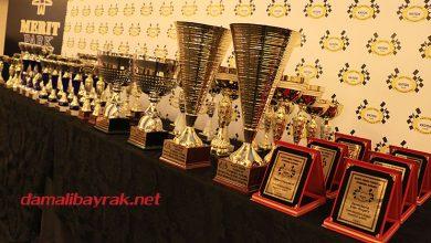 Photo of KKTOK'de şampiyonlar kupalarını alıyor