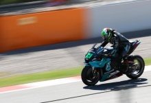 Photo of Barcelona'da ilk cep Morbidelli'nin
