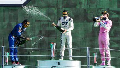 Photo of İtalya'da sürprizlerle dolu yarışı Alpha Tauri ile Gasly kazandı