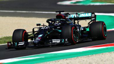 Photo of İtalya'daki ikinci yarışa Hamilton ilk cepte başlayacak