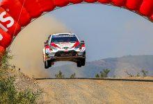 Photo of Türkiye Rallisi'ni kazanan Evans, WRC liderliğine yükseldi