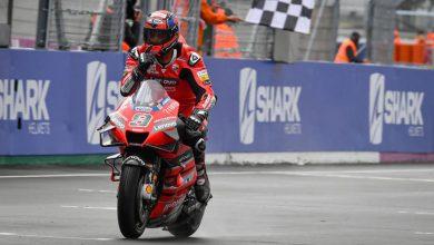 Photo of Fransa'da Petrucci kazandı, bu sezon yarış kazanan 7. Farklı isim oldu