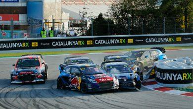 Photo of Katalunya'daki ilk yarışı Hansen kazandı