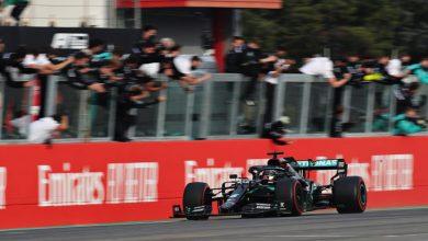 Photo of Imola'da Hamilton kazandı, Mercedes 7.kez şampiyon oldu