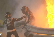 Photo of Son yılların en büyük kazasına sahne olan Bahreyn GP'ini Hamilton kazandı