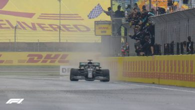 Photo of Türkiye'de kazanan Lewis Hamilton 7'nci kez Şampiyon!