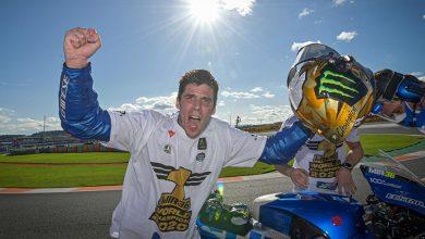 Photo of Valencia'da kazanan Morbidelli, şampiyon Mir