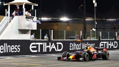 Photo of Formula 1'de sezonun kapanışını Verstappen yaptı