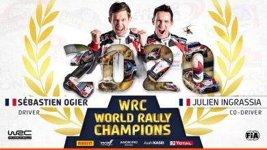Photo of Ogier 7.kez Dünya Şampiyonu