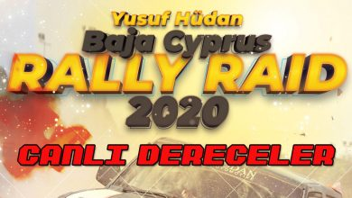 Photo of Yusuf Hüdan Baja Cyprus Rally-Raid 2020 Dereceler