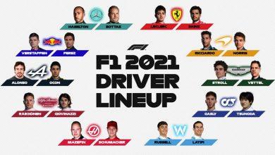 Photo of 2021 Formula 1 takım kadroları ve takvim belirlendi
