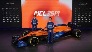 Photo of 2021'in ilk Formula 1 aracı, Mclaren MCL35M tanıtıldı
