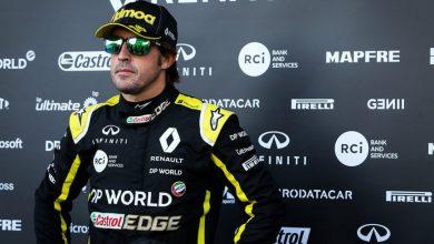 Photo of Alonso İsviçre'de bisiklet kazası geçirdi