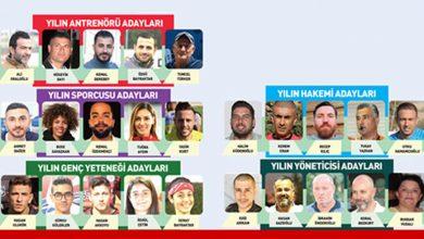 Photo of Geleneksel Yenidüzen Gazetesi 23. Yılın Spor Ödülleri'nde birinciler belli oldu