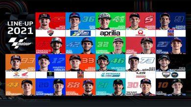 Photo of MotoGP takım kadroları ve güncellenmiş takvim