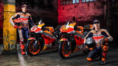 Photo of Repsol Honda 2021 MotoGP motosikletini tanıttı
