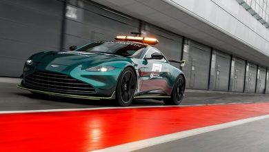 Photo of F1'de Mercedes'in yanında Aston Martin de Güvenlik Aracı sağlayacak