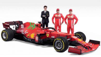 Photo of Ferrari, 2021 F1 aracını tanıttı