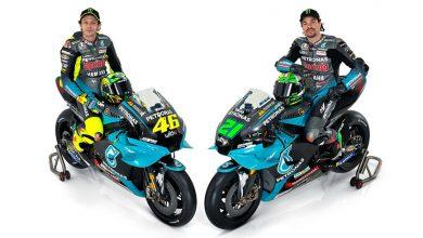 Photo of Rossi'nin yeni takımı Petronas SRT, 2021 motosikletini tanıttı