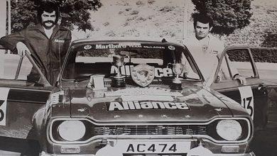 """Photo of Tigin Kişmir: """"Kuzey Kıbrıs Rallisi'nin ilk kazananı: Mazhar Ünüvar"""""""