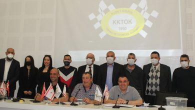 Photo of Kişmir yeniden KKTOK Başkanı seçildi