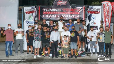 Photo of Tuning Torch Drag Yarışı ödülleri verildi