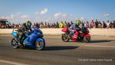 Photo of Motodrag yarışına seyirciler akın etti